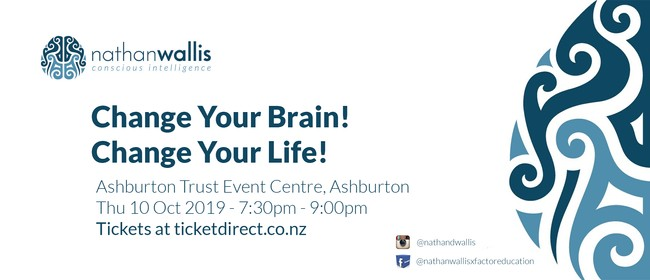 Change your Brain! Change your Life!