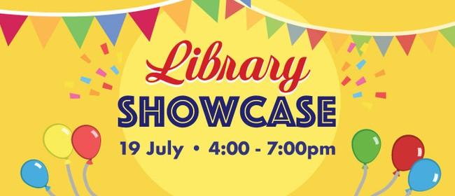 Library Showcase