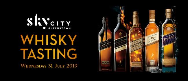 Whisky Tasting: CANCELLED