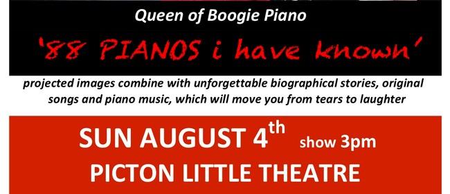 Jan Preston '88 Piano's I Have Known'
