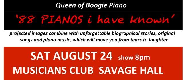 Jan Preston Trio '88 Piano's I Have Known '