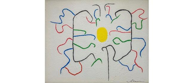 Curator's Tour of Split Level View Finder: Theo Schoon