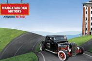 Mangatainoka Motors Hot Rod Car Day