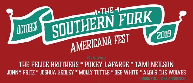Jonny Fritz & Joshua Hedley - Southern Fork Americana Fest