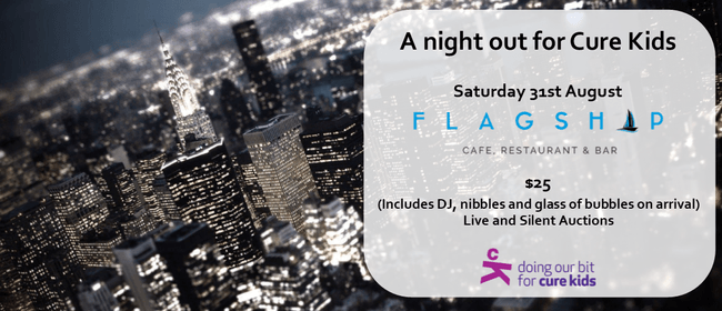 A night out for Cure Kids