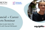 Hannah McQueen Financial & Careers Seminar