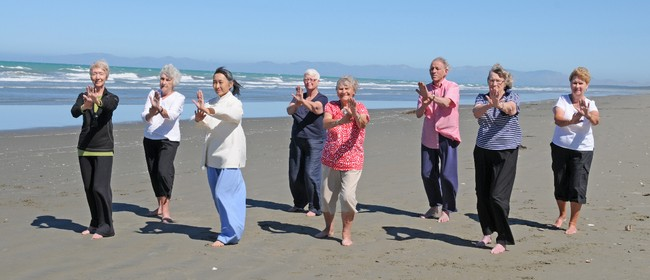 Tai Chi for Joy Beginners Class