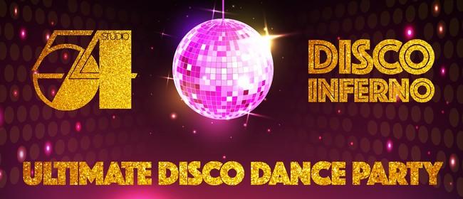 Disco Inferno Ultimate Disco Dance Party