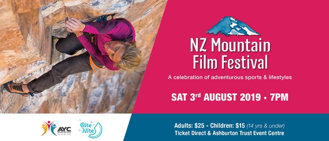NZ Mountain Film Festival National Tour