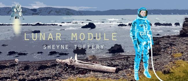 Lunar Module Exhibition By Sheyne Tuffery