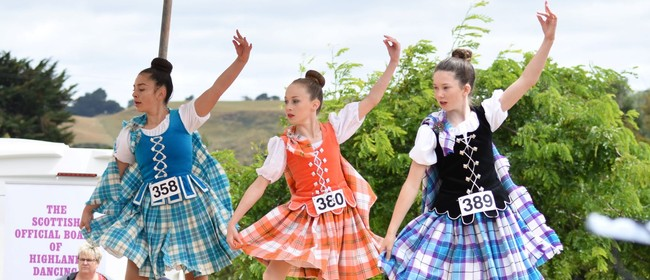 156th Turakina Highland Games