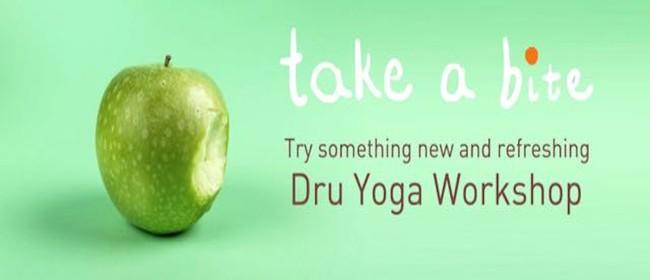 Dru Yoga Workshop Hawkes Bay