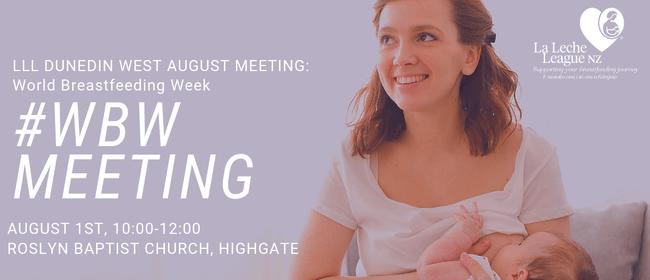 WBW 2019 La Leche League - West Group Support Meeting