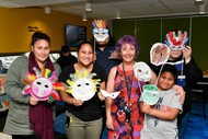 Mask Making workshop - Hutt Winter Festival
