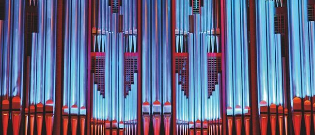 Organ Concert: Benjamin Sheen