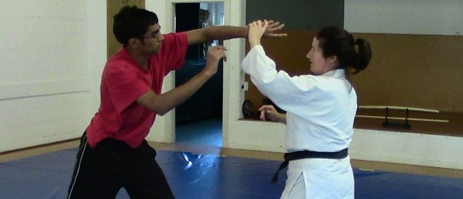Try Aikido - Adult Beginners Course Starting Now