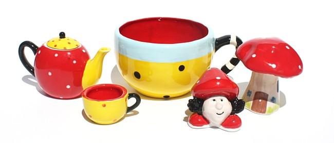 School Holiday Ceramics Painting Workshop