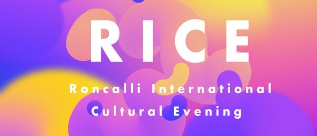 Roncalli International Cultural Evening
