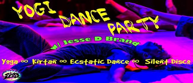 Yogi Dance Party w/ Jesse D Brand