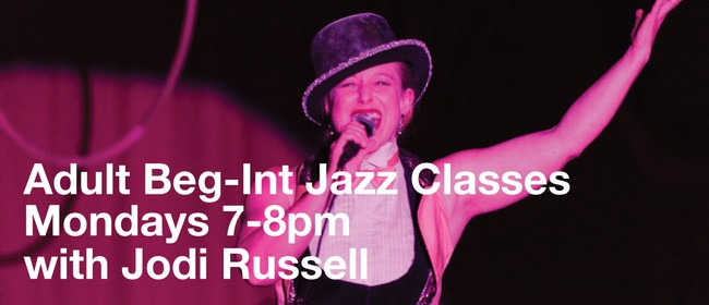 Monday Adult Beginner-Int Jazz with Jodi Russell