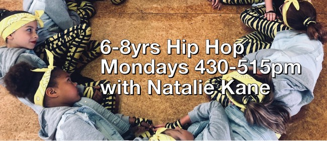Hip Hop 6-8 Years with Natalie