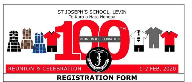 St Joseph's School - 100th Reunion & Celebration
