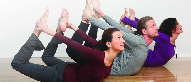 Yoga Class for Back & Neck Care