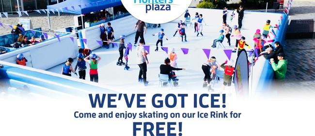 Ice Skating - July School Holidays