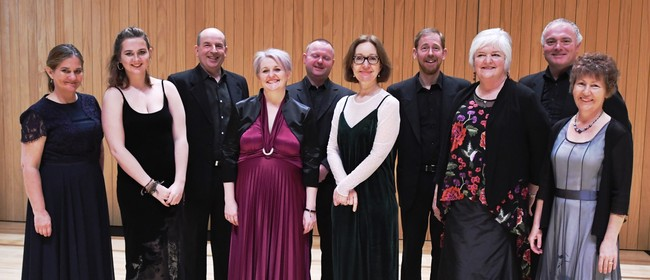 Octavius Choir Brings You a Winter Warmer