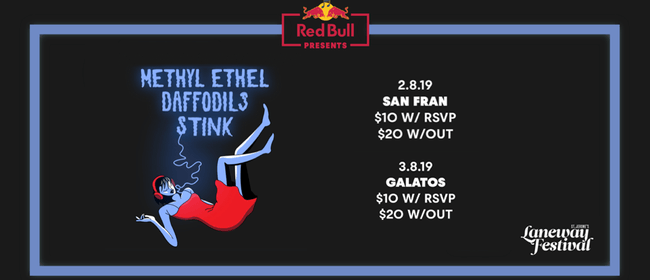 Red Bull: Auckland Curated by Laneway