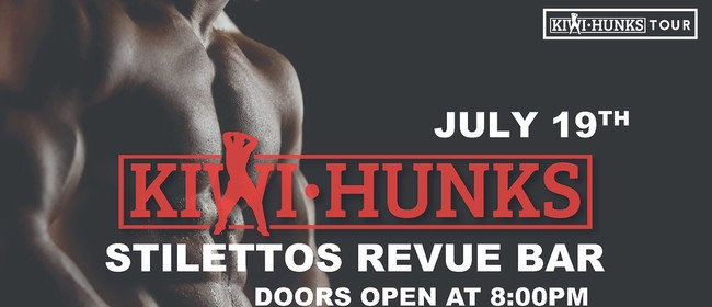Kiwi Hunks Male Revue