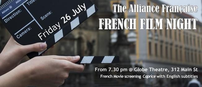 French Film Night - Caprice