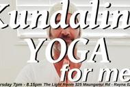 Kundalini Yoga For Men - Health Vigor & Vitality