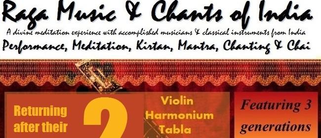 Raga Music & Chants of India 2