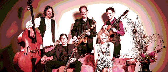 La Luna & the Gadjos: French Chanson, Orleans & Gypsy Swing