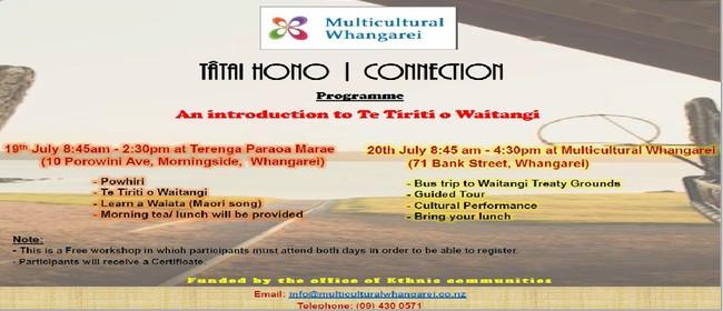 An Introduction to Te Tiriti O Waitangi Trip