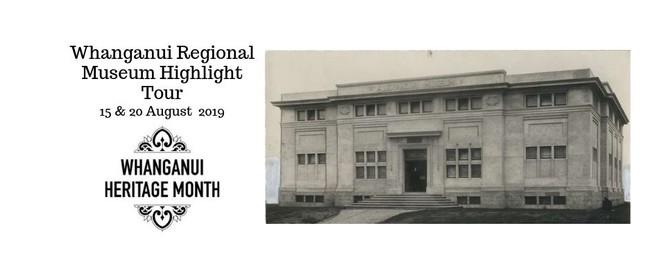 Whanganui Regional Museum Highlight Tour