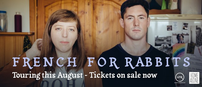 French for Rabbits August Tour with Repulsive Woman