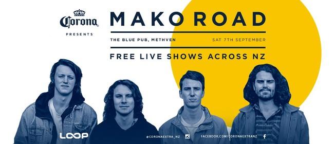 Corona Presents Mako Road