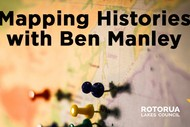 Mapping Histories: Story Telling With Maps Workshop