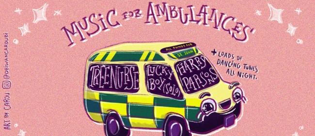 Music For Ambulances (Backroom)