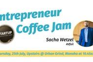 Entrepreneur Coffee Jam Featuring AVfoil