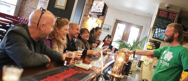 Auckland Craft Beer Tour