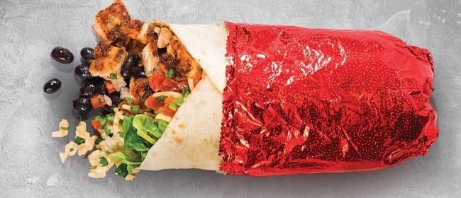 Mad Mex Free Burrito Day