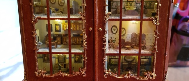 Miniatures and Dolls House Display Day
