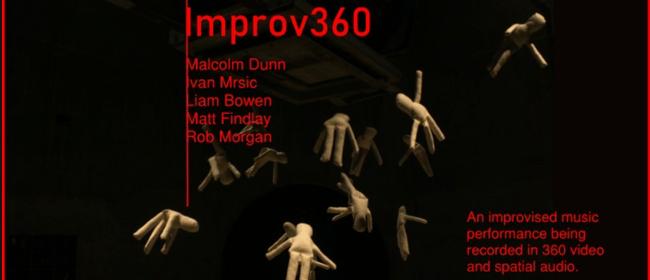 Malcolm Dunn: 360 Spatialised Improvised Music
