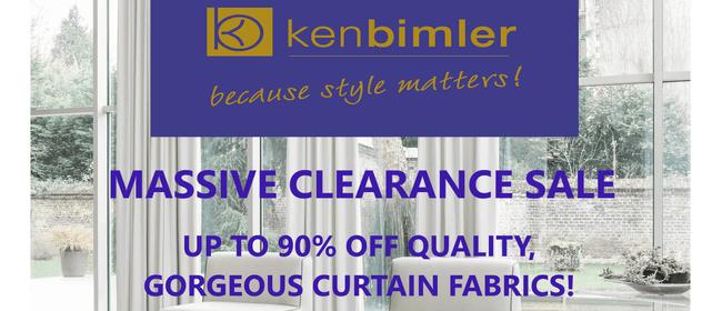 Fabric Clearance Sale