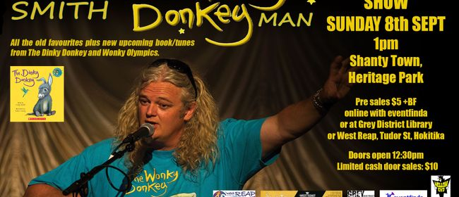Wonky Donkey Man children's show