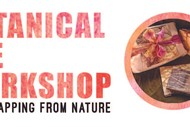 Botanical Dye Workshop - Gift Wrapping From Nature