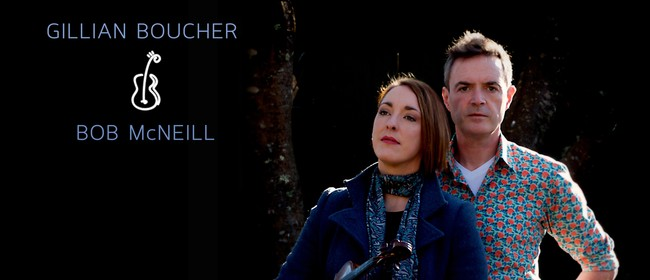 Gillian Boucher & Bob McNeill in Concert